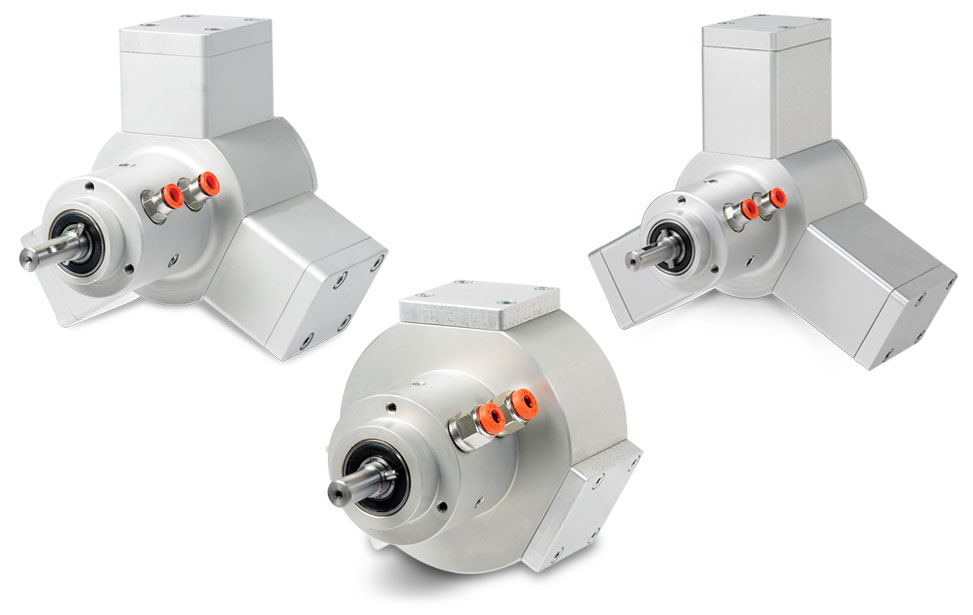 Dynatork Aluminium Air Motors