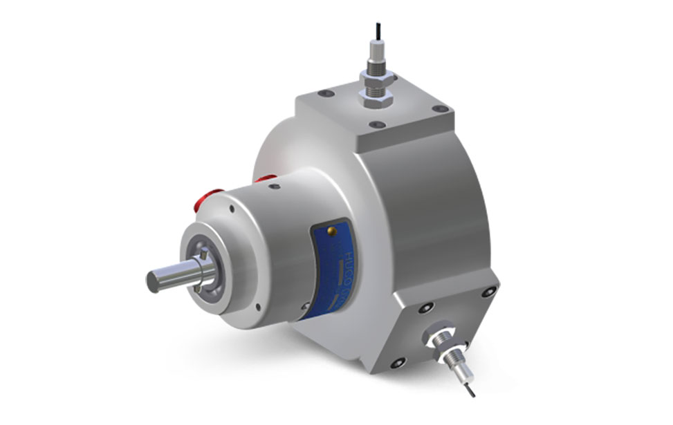 Electronically Controlled Air Motors