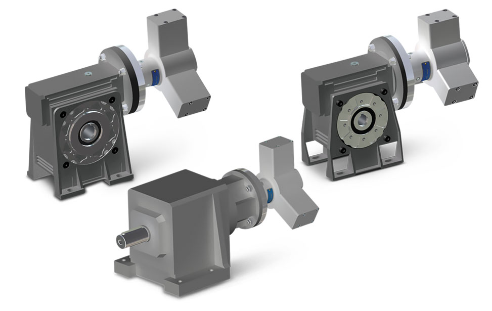 Geared Air Motors