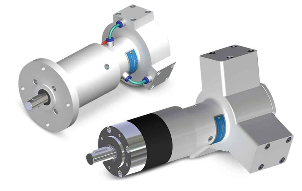 Planetary Gearbox Air Motors
