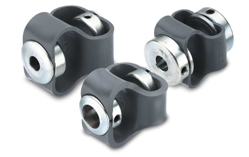 Huco Double Loop Flex P Coupling