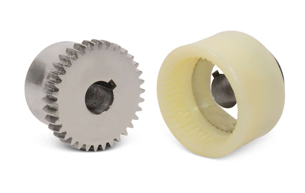 Nylon Sleeve Gear