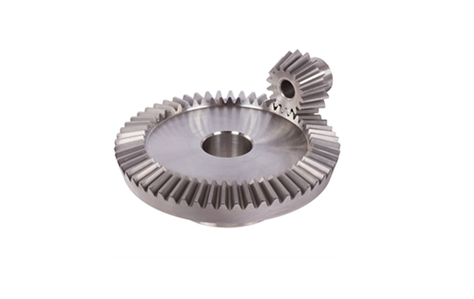 Bevel Gears - Straight Cut